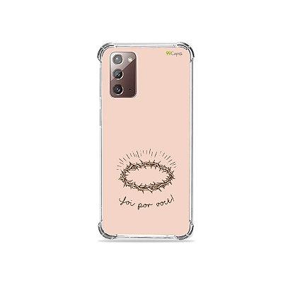 Capa para Galaxy Note 20 - Foi por você