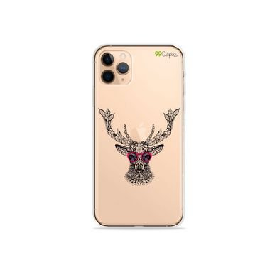 Capa para iPhone 12 Pro Max - Alce Hipster