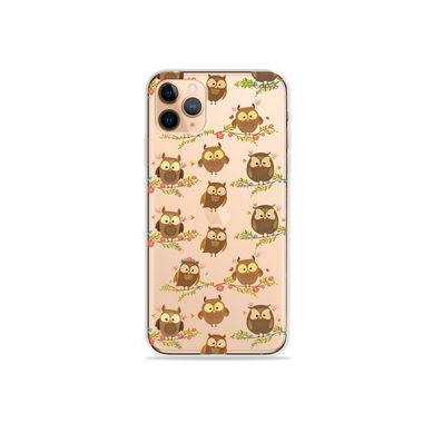 Capa para iPhone 12 Pro - Corujinhas