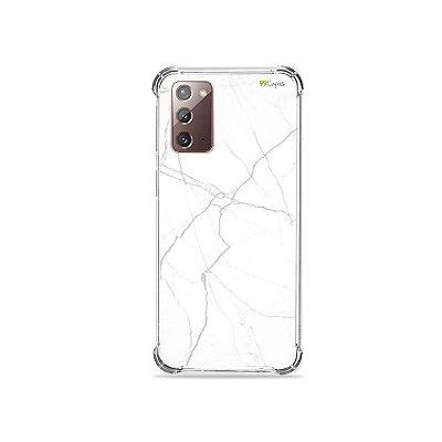 Capa para Galaxy Note 20 - Marble White