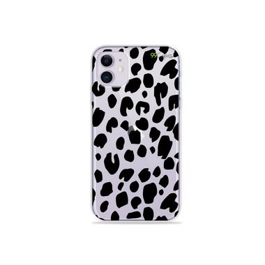 Capa (Transparente) para Iphone 12 - Animal Print Basic