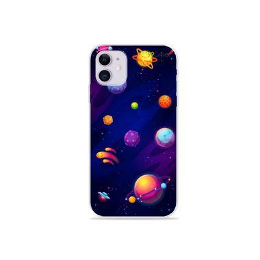 Capa para Iphone 12 - Galáxia