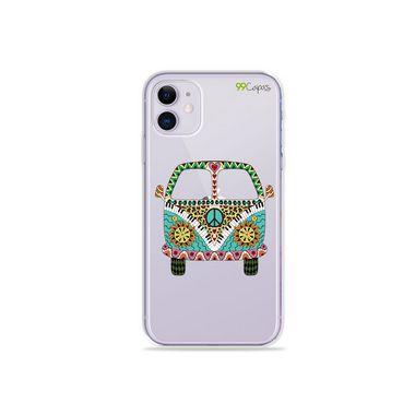 Capa (Transparente) para Iphone 12 - Kombi
