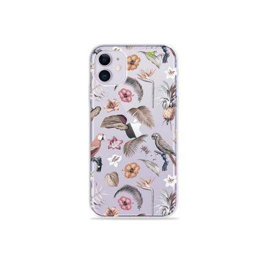 Capa (Transparente) para Iphone 12 - Sweet Bird