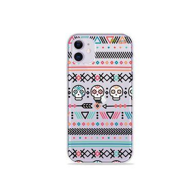 Capa (Transparente) para Iphone 12 - Tribal