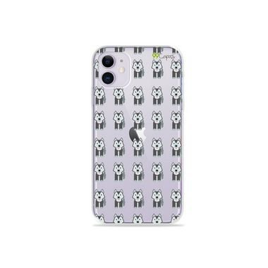 Capa (Transparente) para Iphone 12 Mini - Husky