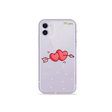Capa (Transparente) para Iphone 12 Mini - In Love