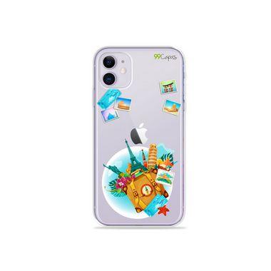 Capa (Transparente) para Iphone 12 Mini - Memórias