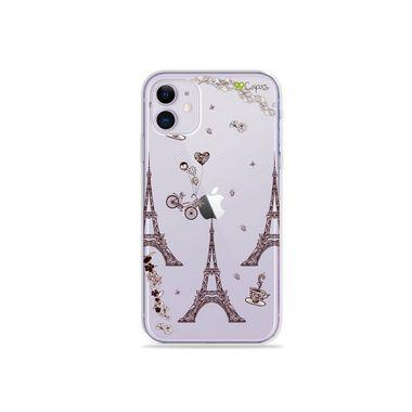 Capa (Transparente) para Iphone 12 Mini - Paris