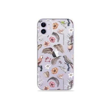 Capa (Transparente) para Iphone 12 Mini - Sweet Bird
