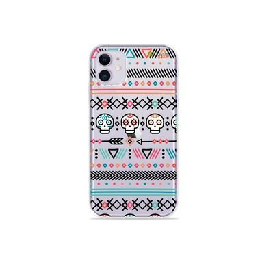Capa (Transparente) para Iphone 12 Mini - Tribal