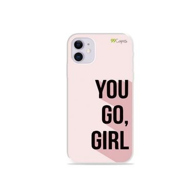 Capa para Iphone 12 Mini - You Go, Girl