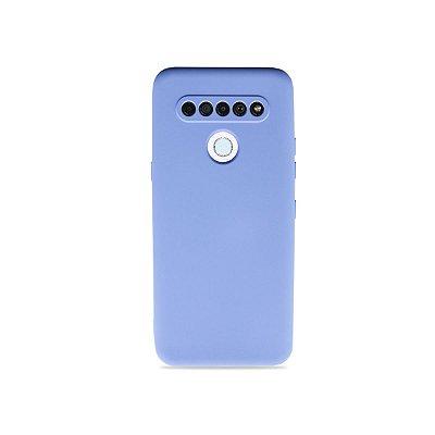 Silicone Case Lilás para LG K61 - 99Capas