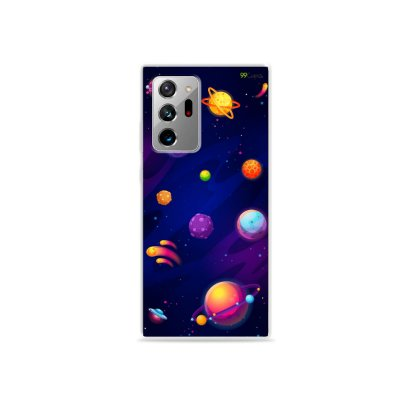 Capa para Galaxy Note 20 Ultra - Galáxia