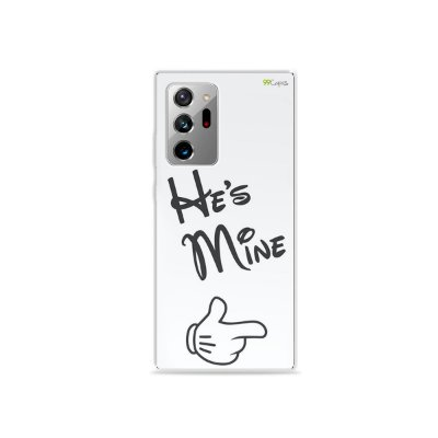 Capa para Galaxy Note 20 Ultra - He's Mine