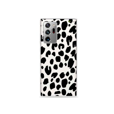 Capa (Transparente) para Galaxy Note 20 Ultra - Animal Print Basic