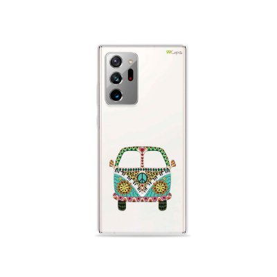 Capa (Transparente) para Galaxy Note 20 Ultra - Kombi