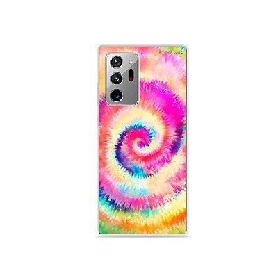 Capa para Galaxy Note 20 Ultra - Tie Dye