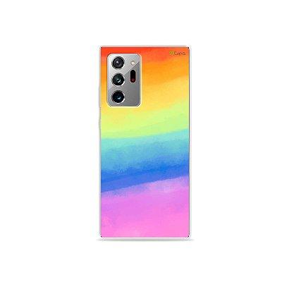 Capa para Galaxy Note 20 Ultra - Rainbow