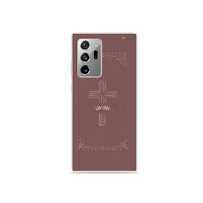 Capa para Galaxy Note 20 Ultra - Gratidão