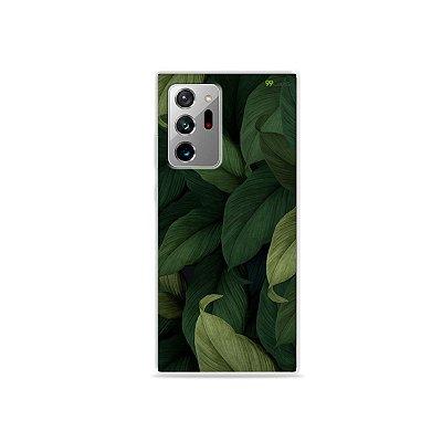 Capa para Galaxy Note 20 Ultra - Folhas