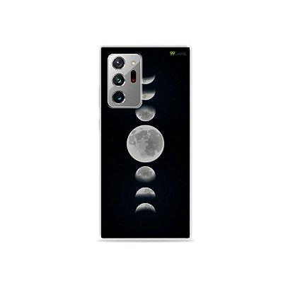 Capa para Galaxy Note 20 Ultra - Fases da Lua