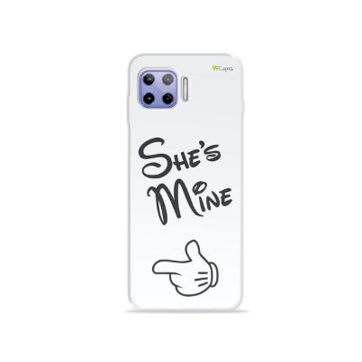 Capa para Moto G 5G Plus - She's Mine