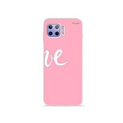 Capa para Moto G 5G Plus - Love 2