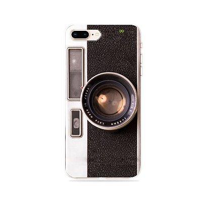 Capinha Câmera para iPhone 7 Plus