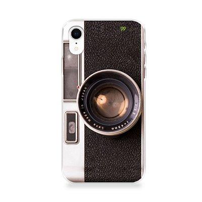 Capinha Câmera para iPhone XR