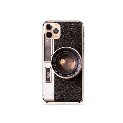 Capinha Câmera para iPhone 11 Pro Max