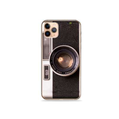 Capinha Câmera para iPhone 12 Pro Max (6.7')