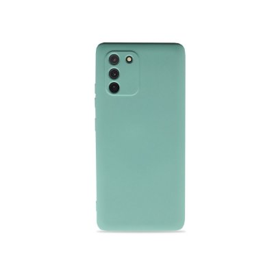 Silicone Case para Galaxy S10 Lite - Verde Água