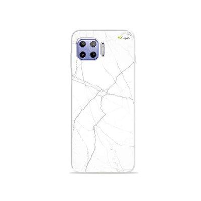Capa para Moto G 5G Plus - Marble White