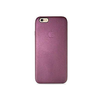 Capa Couro Rosé para iPhone 6 / 6s - 99Capas