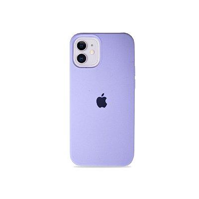 Silicone Case Lilás para iPhone 12 Mini - 99Capas