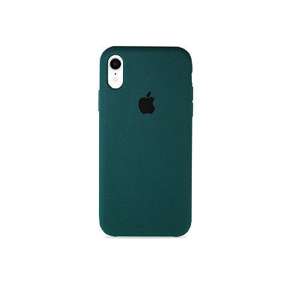 Silicone Case Verde Cacto para iPhone XR - 99Capas
