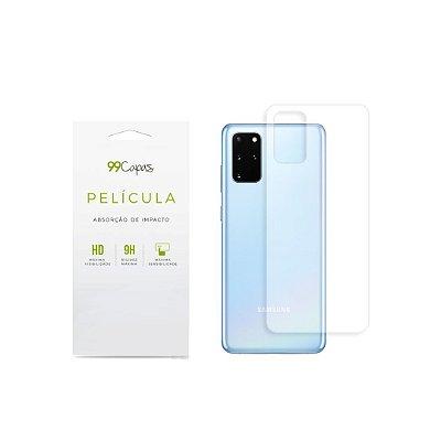 Skin (película traseira) para Galaxy S20 Plus  - 99Capas