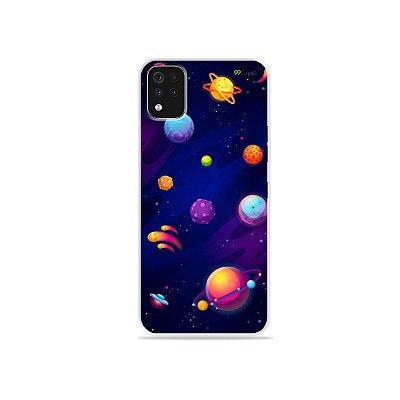 Capa para LG K52 - Galáxia