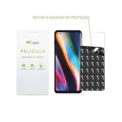 Película de Nano Vidro para Moto G 5G Plus