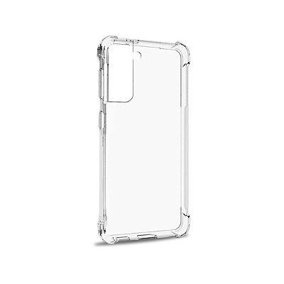 Capinha Transparente Anti-Shock para Galaxy S21 Plus