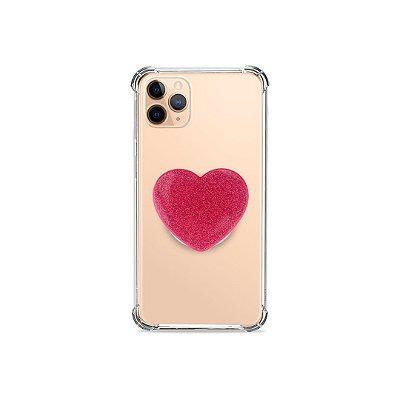 Popsocket Glitter Rosa Pink - 99Capas