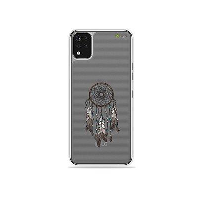Capa (Transparente) para LG K52 - Filtro dos Sonhos