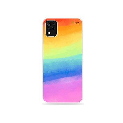 Capa para LG K52 - Rainbow
