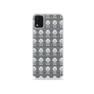 Capa (Transparente) para LG K52 - Poodle