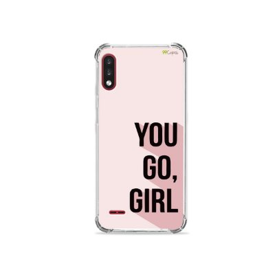 Capa para LG K22 - You Go, Girl