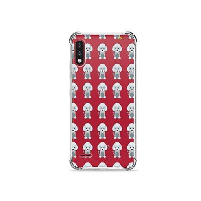 Capa (Transparente) para LG K22 - Poodle