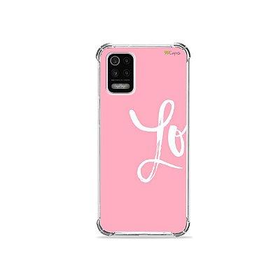 Capa para LG K62 - Love 1