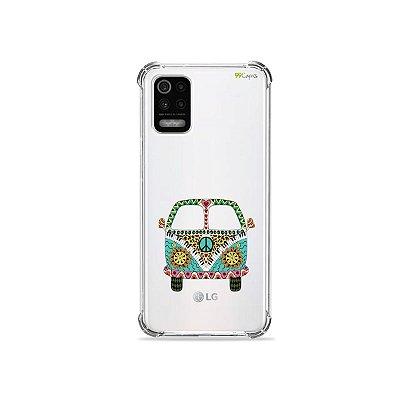 Capa (Transparente) para LG K62 - Kombi