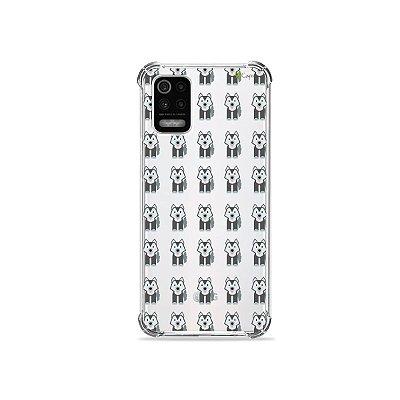 Capa (Transparente) para LG K62 - Husky